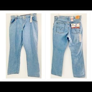 Levi's 550 Women's Relaxed Classic Bootcut Jeans, Size Misses 14 Long